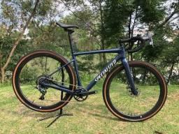 Bicicleta Specialized Diverge Expert 2020 - Usada 400km rodado