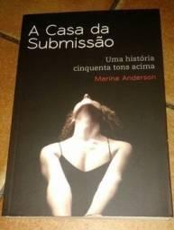 """Livro """"A Casa da Submissão"""""""