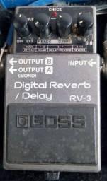 Pedal Boss RV-3 Digital Reverb/Delay