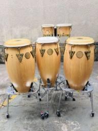 Percussão, Congas