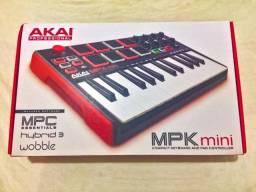Akai Professional mpk mini mk2 (Controlar MIDI) - Do Revendedor Autorizado do Akai nos EUA