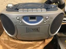 Rádio portátil Inovox