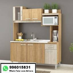 Cozinha compacta Angrl