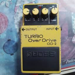 Pedal Boss Turbo Overdrive