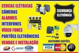 Manutenção e venda instalação Cftv e interfone