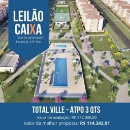 Total Ville Apt 3 Quartos