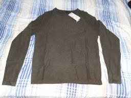 Blusa de frio tamanho M