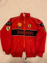 Jaqueta Ferrari infantil