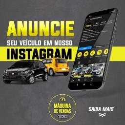 Anuncie seu veículo no Instagram da Repasse João Pessoa!