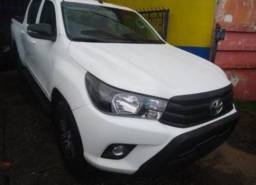 Hilux tdi cd std Narrow 4x4