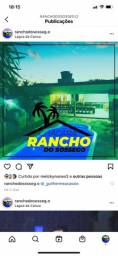 Rancho para alugar