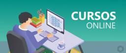 Cursos/Livros Online: Excel ,inglês,mercado finan. entre outros
