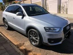 Audi Q3 2014/15 Prata