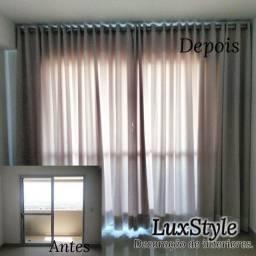 Cortinas,persianas,papel de parede.