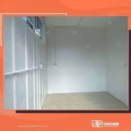 Kitnet/Loja em Container Revestido e Isolado Termicamente e Acusticamente!!