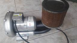 Compressor Radial Modelo CRA 06TS