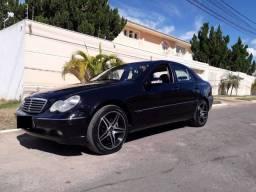 Mercedes benz C 320 3.2 elegance V6 Automático
