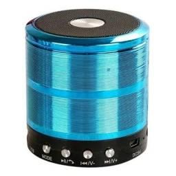 Mini caixinha bluetooth som USB pandrive- novo