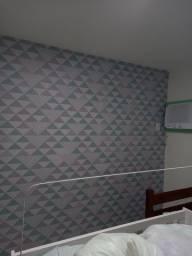 Papel de parede adesivo crio estampa