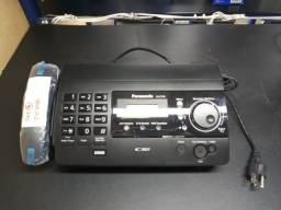 Título do anúncio: Fax Panasonic KX-FT501