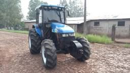 Trator new holland ts 120