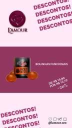 Título do anúncio: Bolinhas Funcionais Facilit Hot