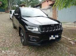Jeep Compass Sport 2018 com 28.000 Km