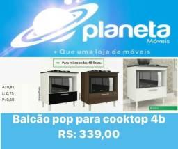 Título do anúncio: Balcão cooktop 4B entrega gratuita