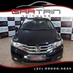 Título do anúncio: Honda City LX 1.5 GNV 2014