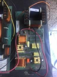Título do anúncio: Dóis divisores de frequência monitor Staner Stage 212T, crossover passivo