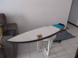 Prancha de Surfe - 5'6, 24 L  Epóxi com carbono