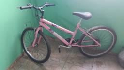 Bicicleta Feminina Aro 26 18 Marchas