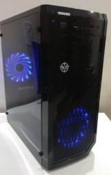 Computador AMD athlon + 4GB ram + HD 640 GB