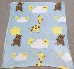 Título do anúncio: Cobertor manta para bebês