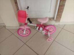 Bike Infantil Aro 16 (Semi-nova)