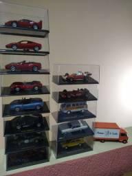 Coleção de Ferrari  e outros carros antigos!