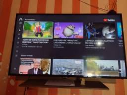Vendo smart TV Samsung 55 polegadas