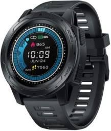 Smartwatch Relógio Inteligente Zeblaze Vibe 5 Pro Cinza