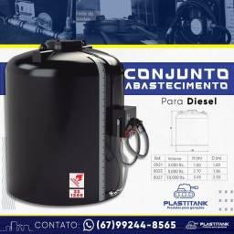 Título do anúncio: Tanque para diesel conjunto abastecimento