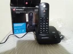 Título do anúncio: Telefone s/fio Motorola fox 500 semi novo