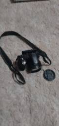 Título do anúncio: Câmera Nikon coolpix L830