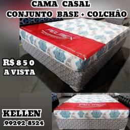 Título do anúncio: Cama Cama ii Casal -Promoção de Fábrica -Frete Grátis ii