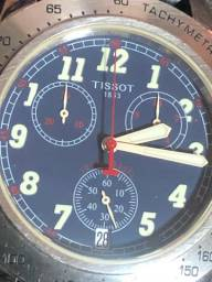 Relógio Tissot V8 Chromo Sapphire