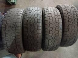 4 pneu 205 60 16 por 300 montado fone *