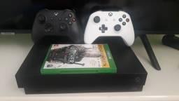 Vídeo Game: Xbox One X - 1TB (terabyte) de HD.
