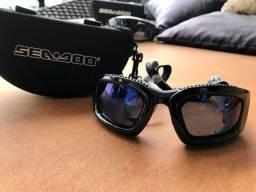 Título do anúncio: Óculos para Jetski Feminino marca SeaDoo novíssimo !!
