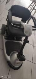 Cadeira de roda scooter  triciclo motorizada freedom