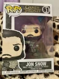 Boneco Funko POP Game Of Thrones Jon Snow