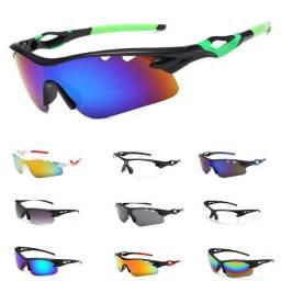 Óculos Ciclismo Proteção UV400 (Varias cores)