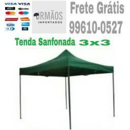Título do anúncio: Tenda Sanfonada 3x3